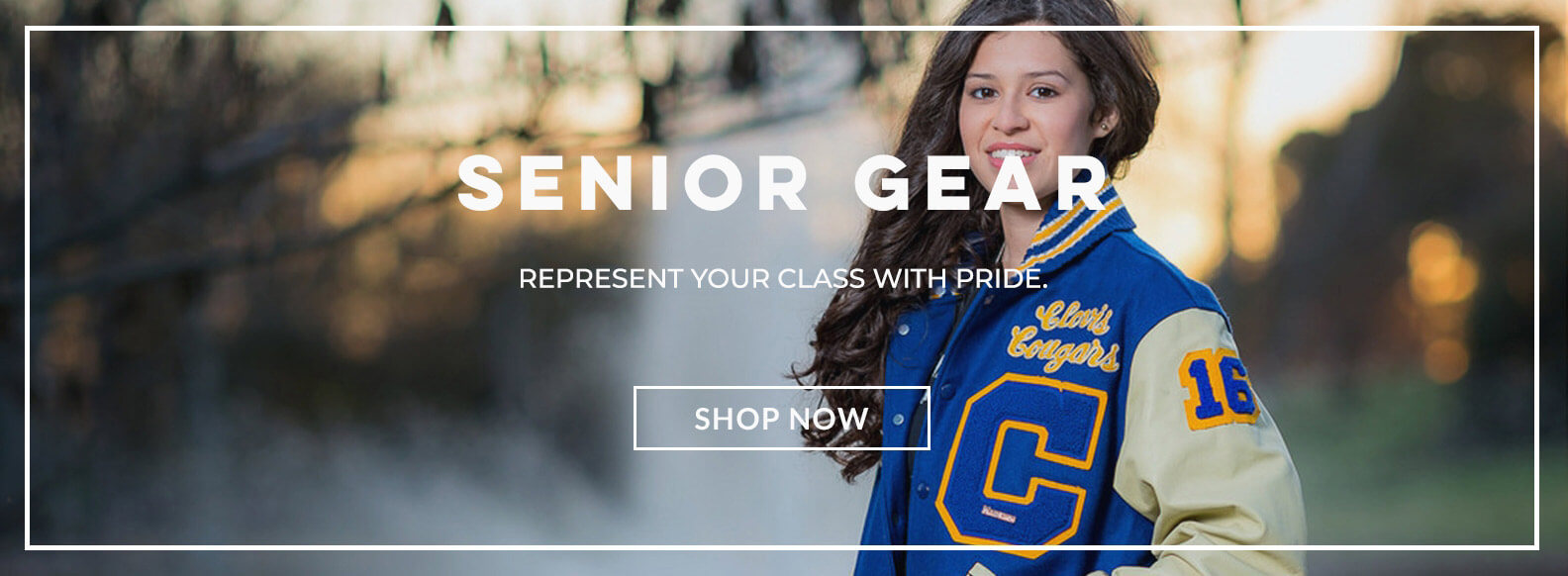 Senior Grear Banner page title