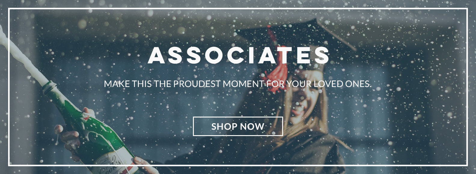 associates page title