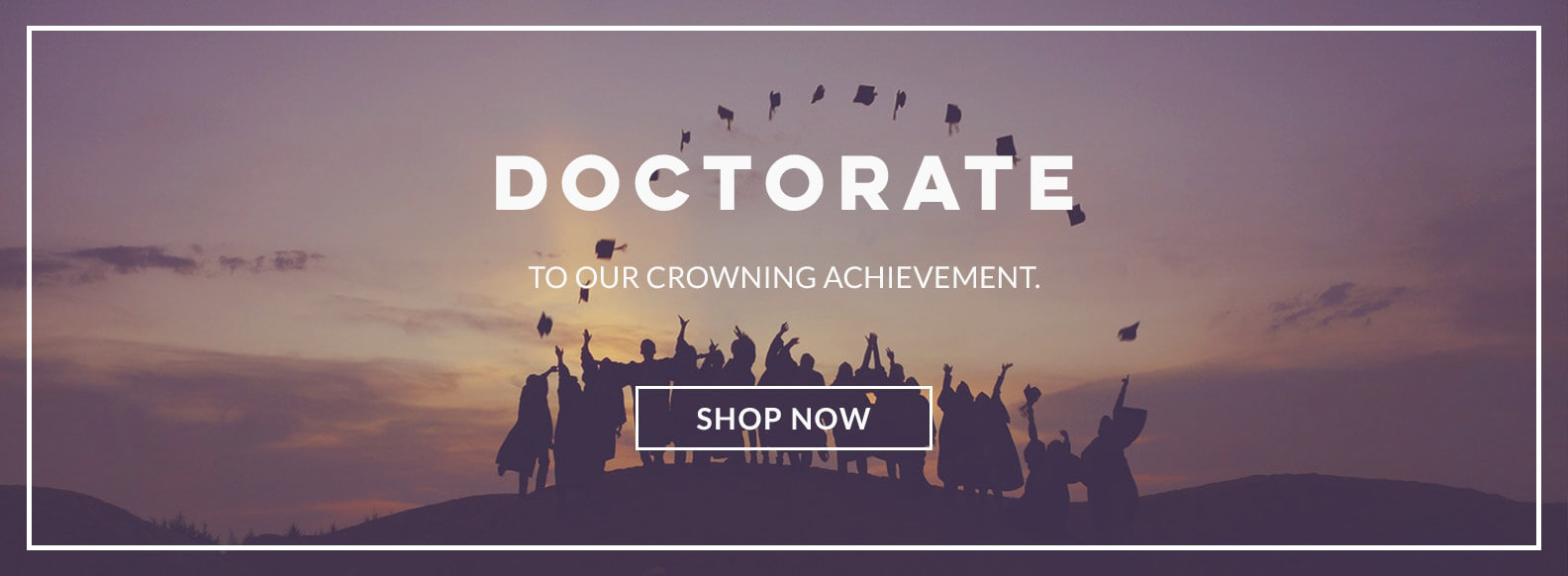doctorate page title